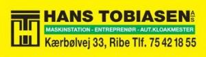 Hans Tobiassen logo